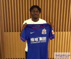 Obafemi Martins To Earn $6.6 Million Per Year In His New Chinese Club